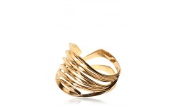 Antonini Par Excellence Gold Ring